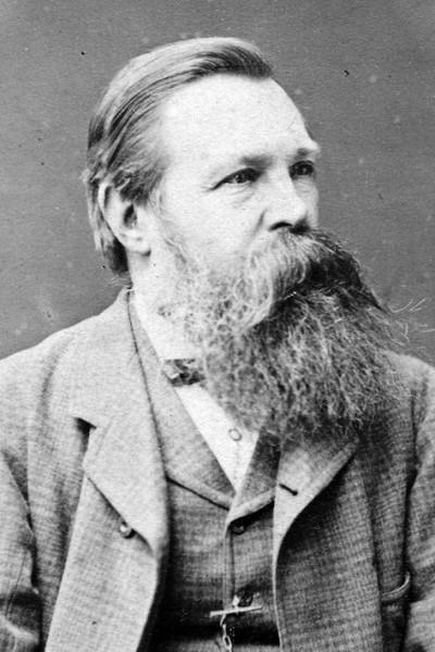 Engels foi o parceiro intelectual de Marx.