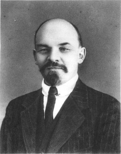 Vladimir Lenin, um dos líderes marxistas da União Soviética.