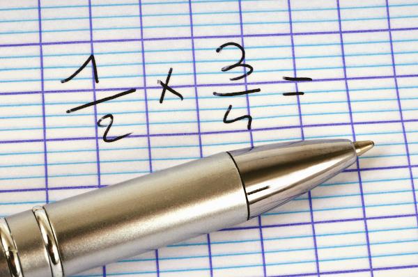 A multiplicação é a operação mais simples que pode ser aplicada às frações.
