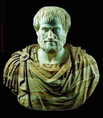 Aristóteles foi o primeiro pensador a sistematizar a ética.