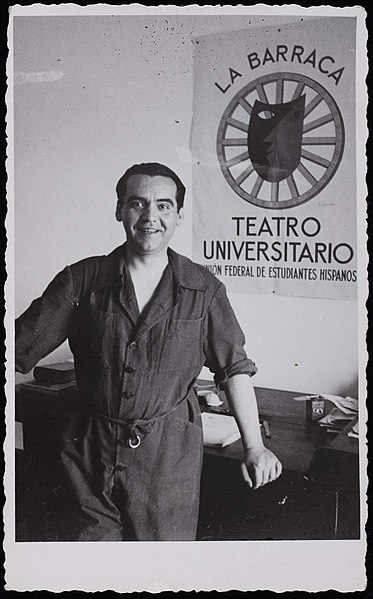 Federico García Lorca foi um poeta espanhol que abordou em parte de sua obra temas regionais.