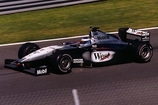 McLaren de Hakkinen no GP do Canadá de 1999 [5]