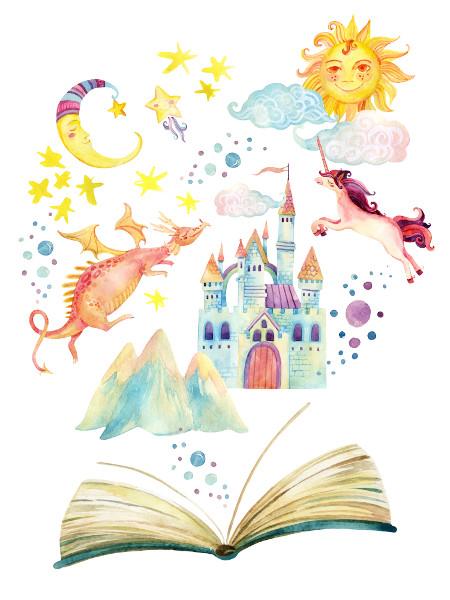 O livro infantil é lugar de sonho, fantasia, reflexão e, também, realidade.