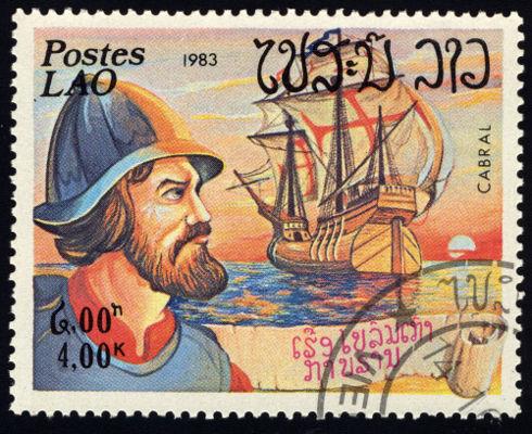 A expedição de Pedro Álvares Cabral foi a primeira portuguesa a chegar ao território brasileiro, feito realizado em 22 de abril de 1500. [1]