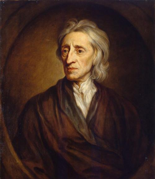 O filósofo inglês John Locke é o criador do liberalismo político clássico.