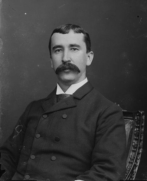 Herbert Baxter Adams é considerado o fundador da Ciência Política contemporânea.