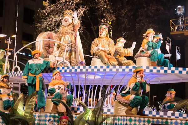 Los Reyes Magos.[1]