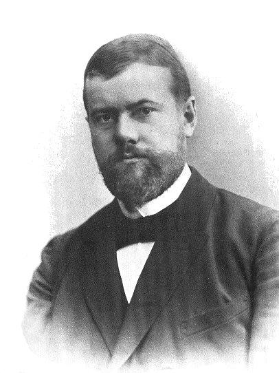 Max Weber foi um dos pilares da Sociologia Clássica.