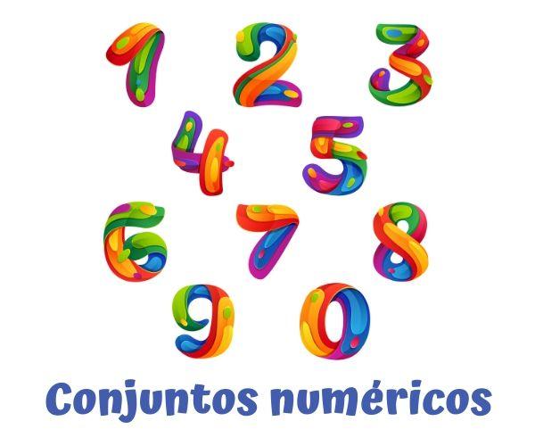 Os conjuntos numéricos são classificados conforme suas características.