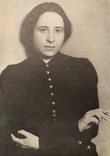 Hannah Arendt é um grande nome nos estudos da filosofia política.