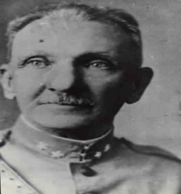 General Isidoro Dias Lopes liderou as primeiras tropas paulistas no combate pela Constituição em 1932.