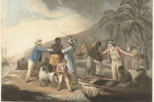 Entre 1831 e 1845, quase 500 mil africanos foram trazidos para o Brasil pelo tráfico negreiro.
