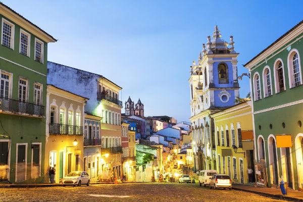 A Sabinada aconteceu em Salvador, local de grande agitação política no começo do século XIX.