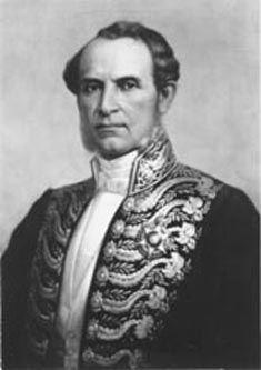O Barão de Cotegipe liderou o Parlamento para aprovar a Lei dos Sexagenários em setembro de 1885.[1]