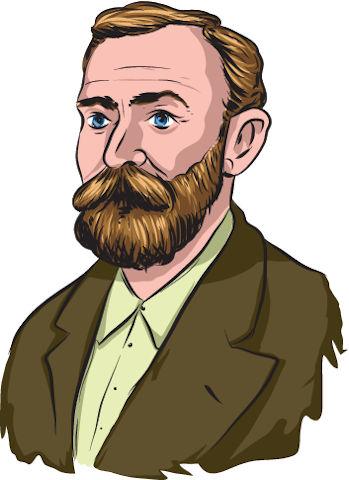 Alfred Nobel nasceu em Estocolmo e se tornou um dos homens mais bem-sucedidos do século XIX.[1]
