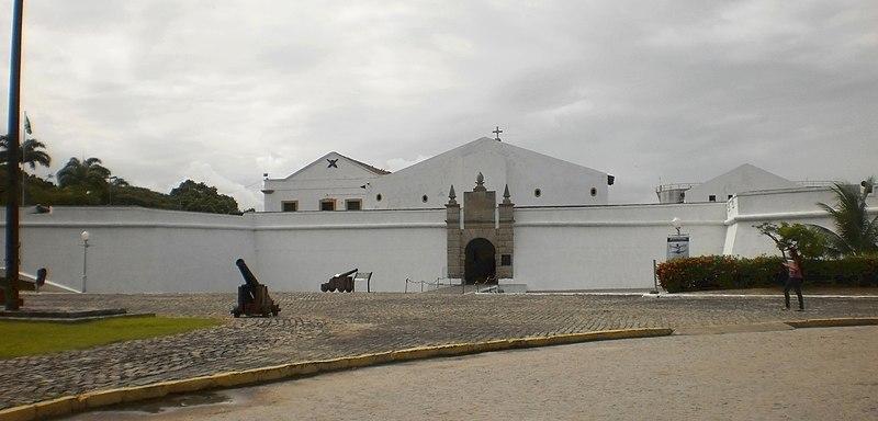 O Forte do Brum foi sede do governo da capitania de Pernambuco enquanto os participantes da Revolução Pernambucana ocupavam o poder no Recife em 1817.