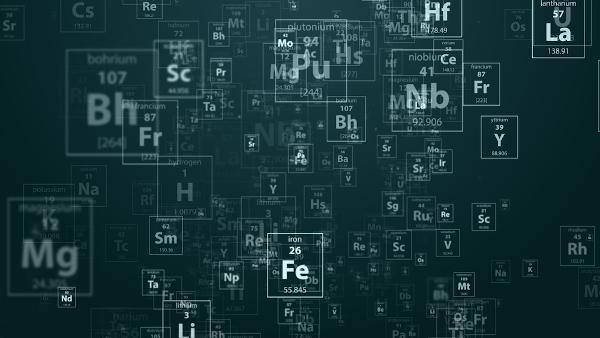 Os metais são elementos que apresentam brilho, condutividade e resistência.
