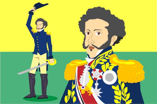 Durante o aumento do desgaste entre Brasil e Portugal, d. Pedro passou a ser visto como figura ideal para conduzir o país em uma eventual separação.