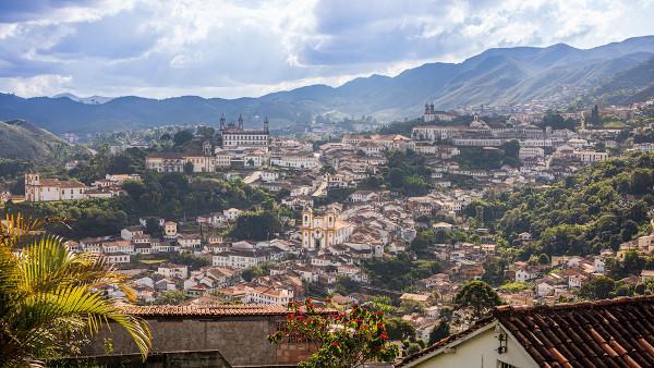 Ouro Preto, Patrimônio Mundial da Humanidade. [1]