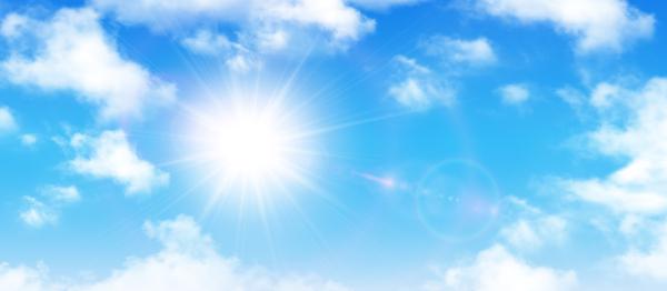 O Sol é uma importante fonte de energia para todos os seres vivos.