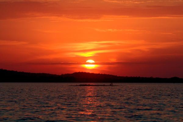 O Rio Tocantins é um dos mais importantes do estado.