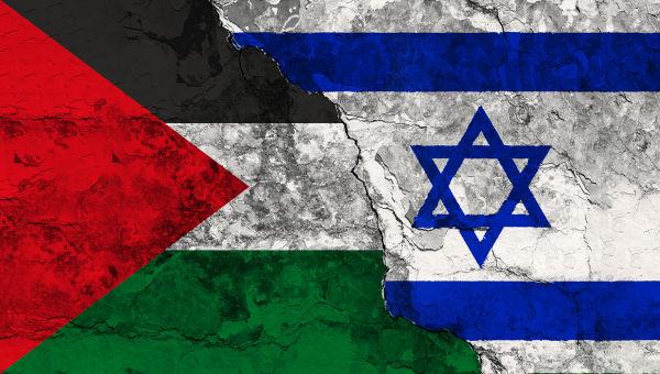 O conflito entre palestinos e israelenses se iniciou na década de 1940 e foi motivado pela disputa da Palestina.