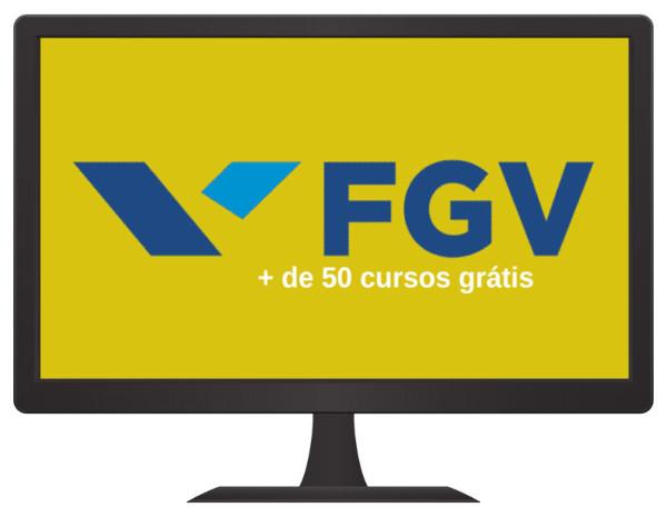 Para consultar os cursos disponíveis no momento é simples, basta acessar o site educacao-executiva.fgv.br/cursos/gratuitos.