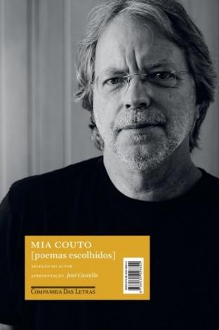 Mia Couto, na foto de capa do livro Poemas escolhidos, publicado pela editora Companhia das Letras.[2]