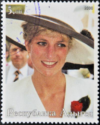 A princesa Diana foi a terceira mulher mais influente da monarquia inglesa.[1]