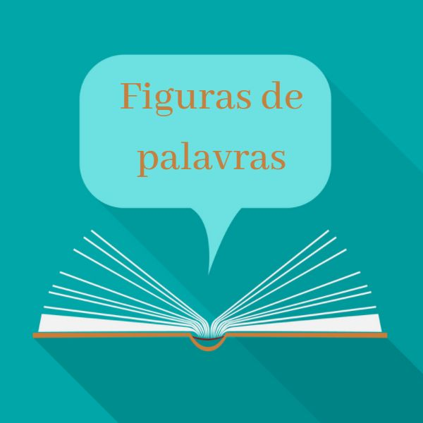 As figuras de palavras são figuras de linguagem que exploram os diferentes sentidos de frases ou vocábulos.