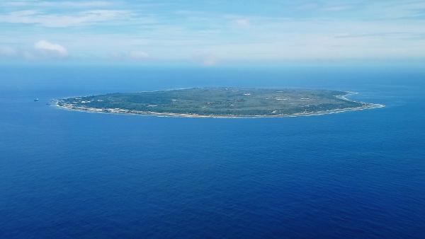 Nauru é um dos menores países da Oceania e do mundo.