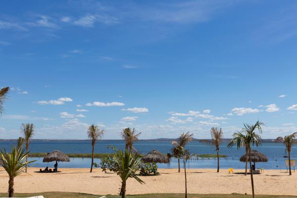 Praia da Graciosa em Palmas (TO)