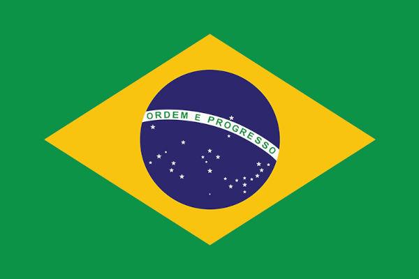 A Bandeira Nacional, criada em novembro de 1889, é um dos quatro símbolos nacionais do Brasil.