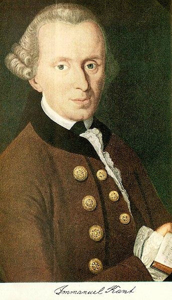 Imagem de Immanuel Kant