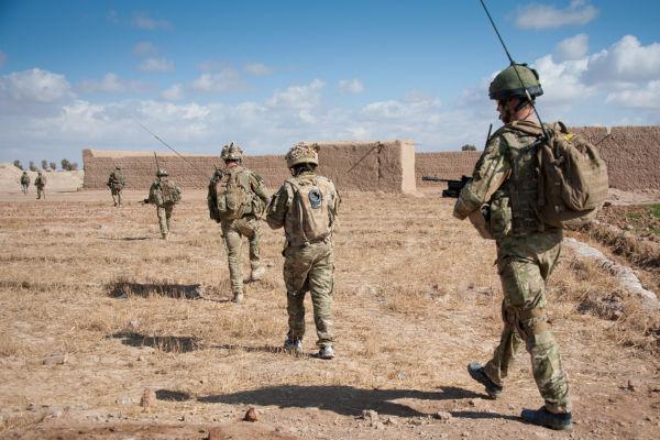 A Guerra do Afeganistão se iniciou, em 2001, com a invasão do país por tropas norte-americanas.[1]