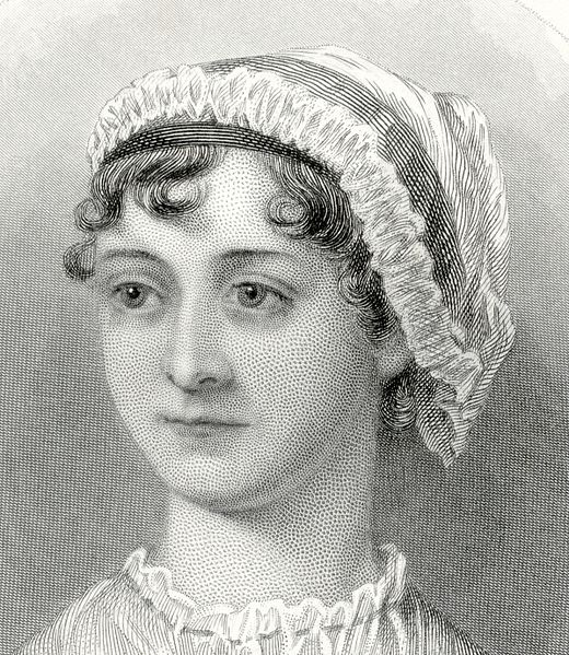 Jane Austen, em 1870