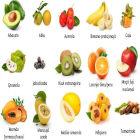 Frutas do mês de setembro