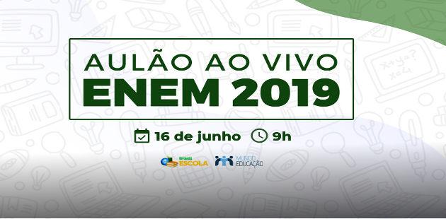 Aulão Brasil Escola