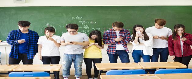 Aplicativos podem ser usados para ajudar no ensino