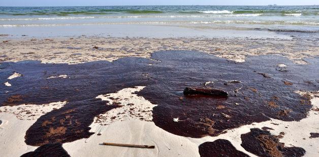Poluição por derramamento de petróleo