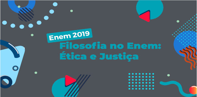 Thumbnail da videoaula sobre ética e justiça no Enem
