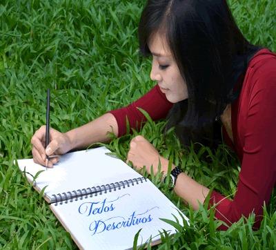 A descrição se caracteriza como uma recorrente modalidade de composição, expressa tanto por meio da oralidade quanto da escrita