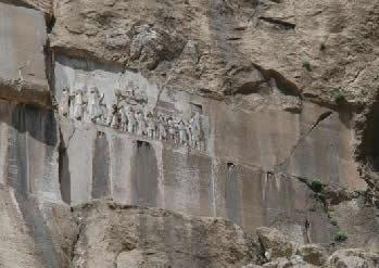 O Monumento de Behistum