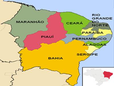 As características econômicas, sociais e ambientais da Região Nordeste