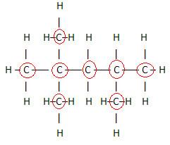 Quantidade de átomos de carbono presentes na molécula