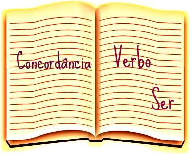 "A concordância do verbo ""ser"" se encontra relacionada a pressupostos específicos"