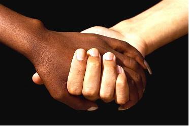 A cor da pele não indica o caráter de uma pessoa