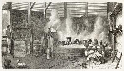 Plantation, um sistema de exploração colonial. Plantation