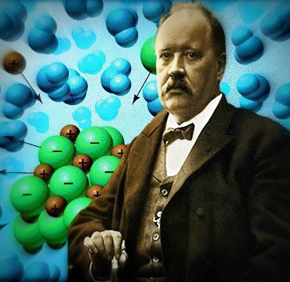 Image result for Svante Arrhenius