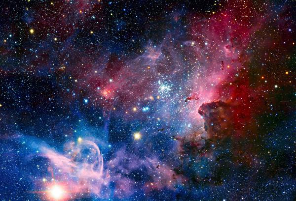Cosmologia é o estudo da origem e da composição do Universo (Cosmos, em grego).
